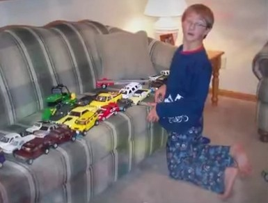 Obsession with Car Lots Brings Unexpected Gift