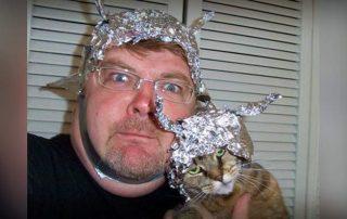 Tin Foil Cat